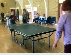 Table Tennis Club 2015
